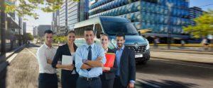 corporate minibus hire