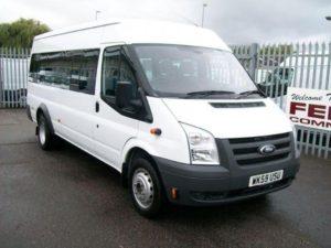 16 Seat Standard Minibuses