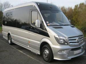 16 seat exec minibus