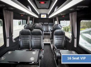 16 seat VIP