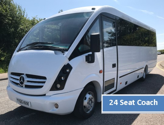 20 - 29 Seat Standard Minibuses