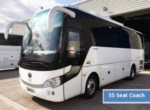 35 seat coach