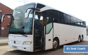 61 seat coach